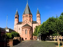 Mainz Cathedral or St. Martin's Cathedral